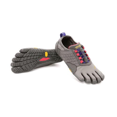 Grey Vibram FiveFingers Trek Ascent Womens Trail Running Shoes