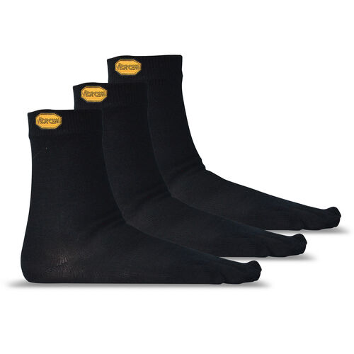 Vibram 5TOE Sock Crew Wool 3 Pack