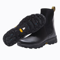 Luxury Rubber Boot