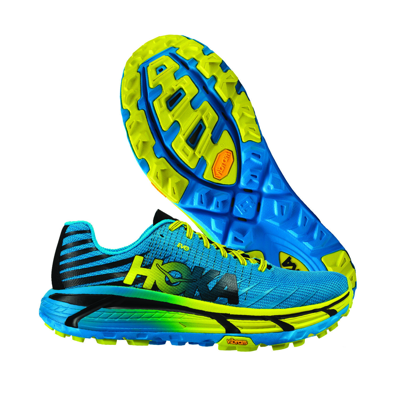 Hoka Mafate Speed 2 W Canton //Green-Blue Scarpa Trail Running
