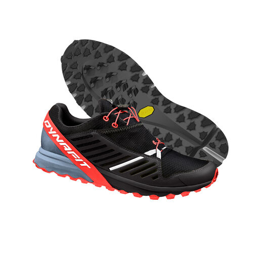 Light Trail Running Shoe With Good Toe Protection