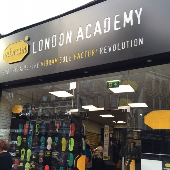 VIBRAM LONDON ACADEMY