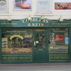 COBBLERS AND KEYS