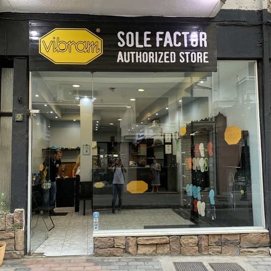 VIBRAM SOLE FACTOR NAOUSA
