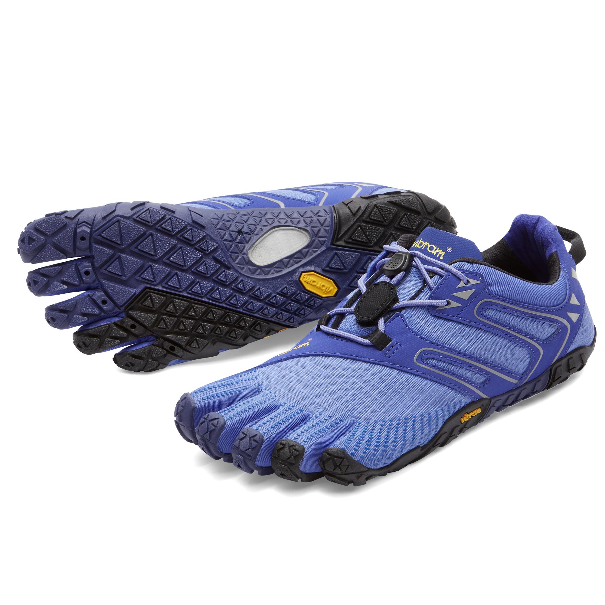 40 EU Vibram Five Fingers Damen V-trail Traillaufschuhe gelb